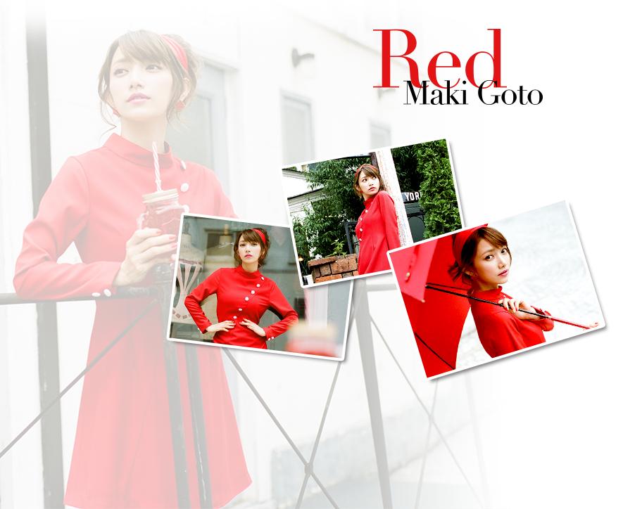 Red Maki Goto